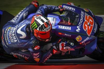 Vinales Puas dengan Hasil Sesi Latihan Bebas Hari Pertama MotoGP Jepang 2018