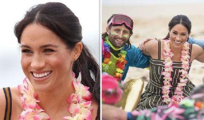 Pangeran Harry dan Meghan Markle Langgar Aturan Kerajaan Lagi di Pantai Bondi, Australia