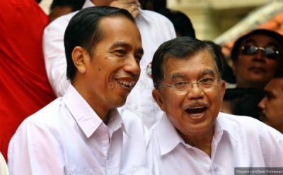 Sederet Capaian Ekonomi 4 Tahun Jokowi-JK