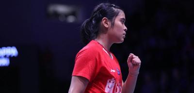 Gregoria Gagal Melaju ke Final Denmark Open 2018
