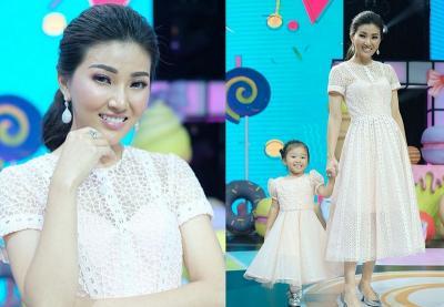 Sarwendah Ungkap Sang Putri Antusias Tampil di 'Kilau Raya MNCTV'