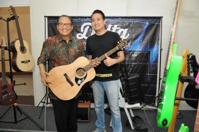 Siap Ekspor, Menkop UKM: Produksi Alat Musik Lokal sudah Standar Internasional