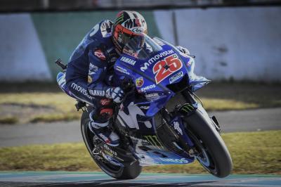 Vinales Kecewa Usai Gagal Lanjutkan Tren Positif di MotoGP Jepang 2018