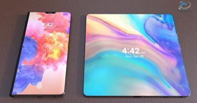 Huawei Konfirmasi Ponsel Lipat dengan Fitur 5G