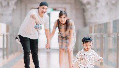 Mesranya Glenn Alinskie dan Natusha, Bukti Anak Perempuan Lebih Dekat dengan Ayahnya!