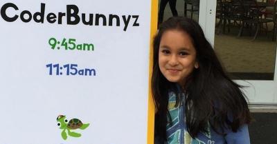 Samaira Mehta, Bocah 10 Tahun yang Menarik Perhatian Google dan Microsoft