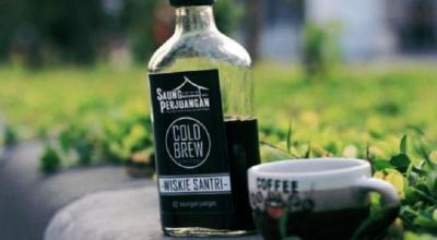 Di Cirebon Ada Whiski Halal Buatan para Santri