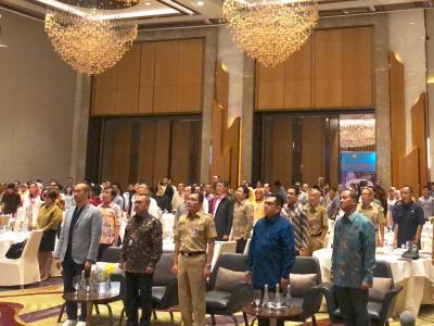 DPMPTSP Provinsi DKI Gelar Jakarta Business&Investment Forum 2018