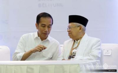 LSI : Isu Pembakaran Bendera Tauhid Tak Akan Pengaruhi Elektabilitas Jokowi-Ma'ruf