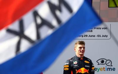 Ini Janji Bos Red Bull untuk Verstappen di F1 2019