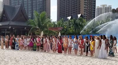 Hari Ini, Finalis Miss World 2018 Jalani Sesi Head to Head Challenge