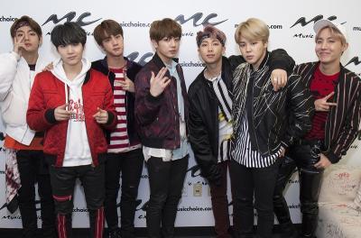 BTS Raih Empat Penghargaan Sekaligus dari PCA 2018