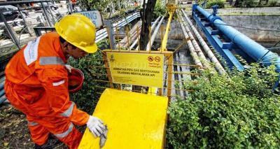 PGN Raih Laba Bersih Rp3,06 Triliun pada Kuartal III-2018