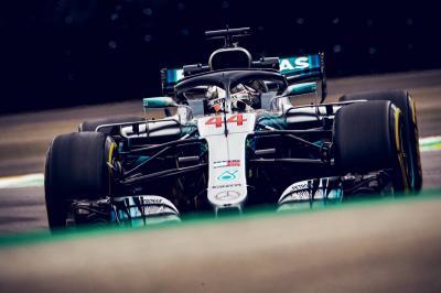 Hasil Race F1 GP Brasil 2018