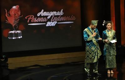 Di Ajang Anugerah Pesona Indonesia 2018, MNC Travel Turut Serta Majukan Pariwisata Indonesia