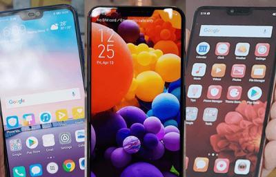 Ponsel Terbaik Harga Rp3 Jutaan yang Rilis di 2018