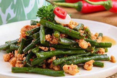 Rekomendasi Tumis Kacang Panjang untuk Lauk Sarapan