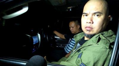 Tanggapan Ahmad Dhani Soal Isu Pemeriksaan Polda Jatim ke Rumahnya