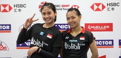 Kalahkan Wakil Thailand, Della Rizki Lolos ke Perempatfinal Hong Kong Open 2018