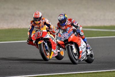 Dovizioso Harapkan Hasil Positif di MotoGP Valencia 2018
