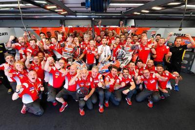 Lakoni Balapan Terakhirnya Bersama Ducati, Ini yang Dirasakan Lorenzo