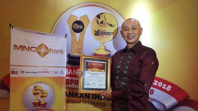 MNC Bank Raih Penghargaan Anugerah Perbankan Indonesia 2018