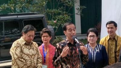 Presiden Jokowi: Anak Muda Tak Perlu Takut Bersaing dan Berkompetisi