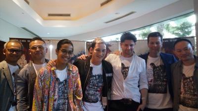Message Man, Film Kerja Sama Sineas Indonesia dan Australia