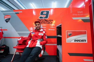Petrucci Diharapkan Mampu Tampil Mentereng Bersama Tim Pabrikan Ducati
