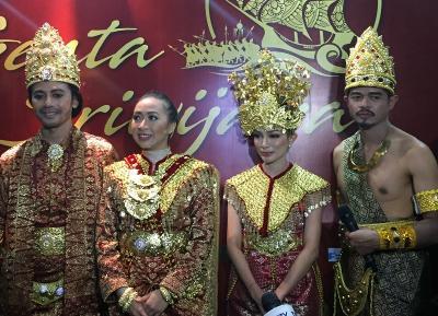 Berkonsep Kekinian, Pertunjukan 'Genta Sriwijaya' Sasar Kaum Muda