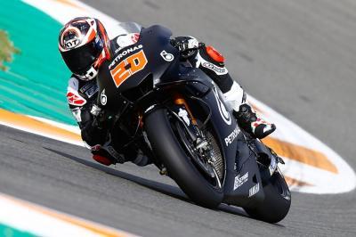 Kegembiraan Quartararo Debut Mentas di MotoGP