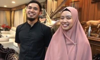 Kenakan Jilbab, Lindswell Kwok Segera Dipersunting Achmad Hulaefi