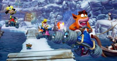 Game Crash Team Racing Versi Baru Hadir Juni 2019