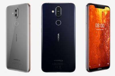 Nokia 8.1 Resmi Dirilis, Intip Spesifikasinya