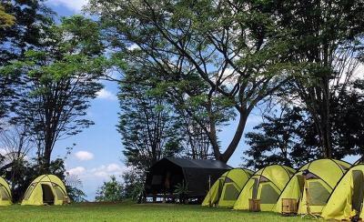Glamping Yuk di Sukabumi, Berkemah dengan Rasa Hotel Bintang 5