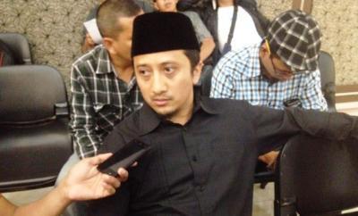 Hadiri Pernikahan Lindswell Kwok, Ustadz Yusuf Mansur Tertarik Wushu