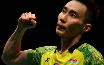 Sembuh dari Kanker Hidung, Lee Chong Wei Siap Comeback