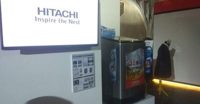 Hitachi Indonesia Luncurkan Dua Mesin Cuci Terbaru