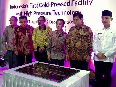 Menperin Airlangga: Produksi Makanan-Minuman Indonesia Semakin Canggih dan Berkualitas