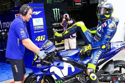 Rossi: Mesin Baru Yamaha Tidak Mengubah Karakteristik Motor
