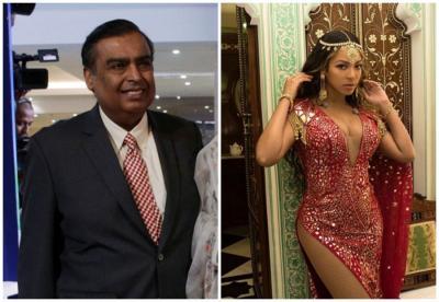 Undang Beyonce Menyanyi di Pernikahan Crazy Rich Mumbai, Berapa Tarifnya?