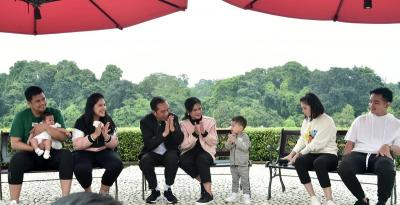 Intip Rumah Jokowi, Paviliun yang Hanya 2 Kamar tapi Lebih Nyaman dari Istana Bogor