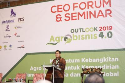 Jawaban Sektor Pertanian Atas Tantangan Di Era Revolusi Industri 4.0