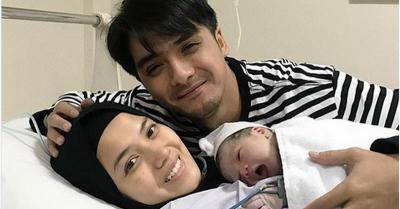 Istri Ricky Harun Melahirkan Anak ke-3, Bareng dengan Natasha Rizky