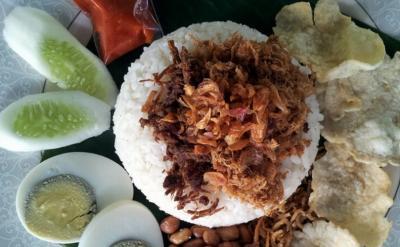 5 Tempat Makan Nasi Uduk Enak di Jakarta, Termasuk yang Dimakan Soimah dkk