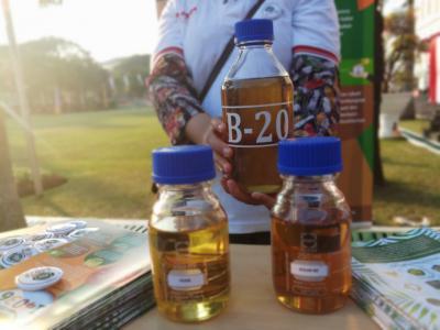 Penyaluran Dana Insentif Biodiesel Tembus Rp5,5 Triliun