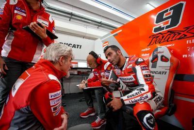 Gabung Ducati, Petrucci Enggan Miliki Hubungan seperti Dovi-Lorenzo