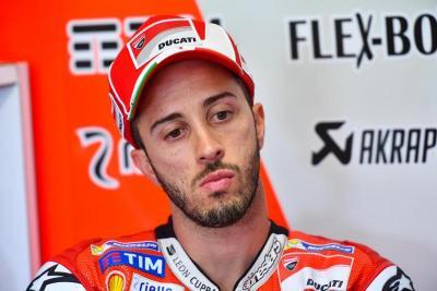 Dovizioso: Petrucci Bawa Dampak Positif untuk Ducati