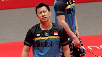 Mundur dari BWF World Tour Finals 2018, Marcus: Takut Tambah Parah