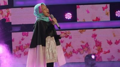 Raisya Jadi Juara 3 Indonesian Idol Junior 2018